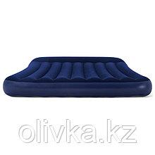 Кровать надувная Queen, 203 x 152 x 30 см, 67682 Bestway