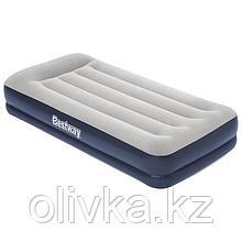 Кровать надувная Twin, 191 x 97 x 36 см, со встроенным электронасосом, 67723 Bestway
