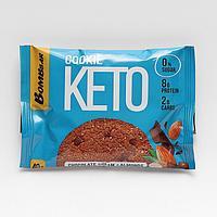 Печенье «КЕТО» , шоколадный крем с миндалём, 40 г