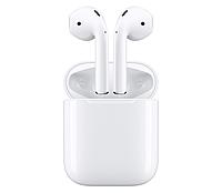 Aidpods 2 Lux 1:1 Беспроводные наушники Apple Airpods + чехол в Подарок!
