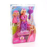 Кукла Принцесса, световые и звуковые эффекты