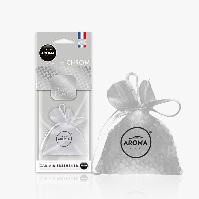 Ароматизатор подвесной сухой Prestige Fresh Bag Chrome, Aroma