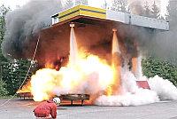 Пожаротушение - Монтаж порошкового пожаротушения