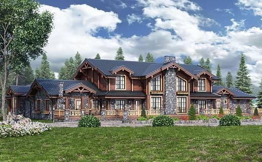 Проект дома №354
