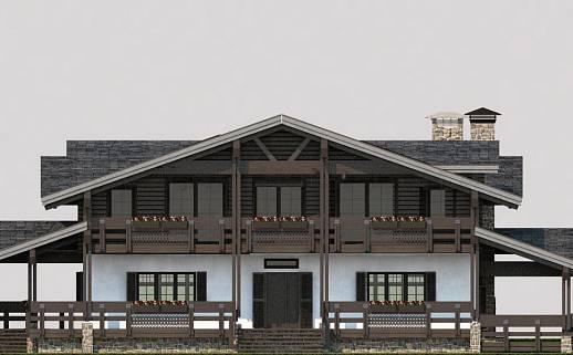 Проект дома №334