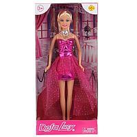 Кукла Красотка в платье