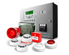 Адресные подсистемы охранно-пожарной сигнализации