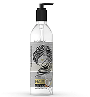 Прозрачная сыворотка для волос «кокос» Elegance Plus Miracle Hair Serum  CLEAR 120 мл.