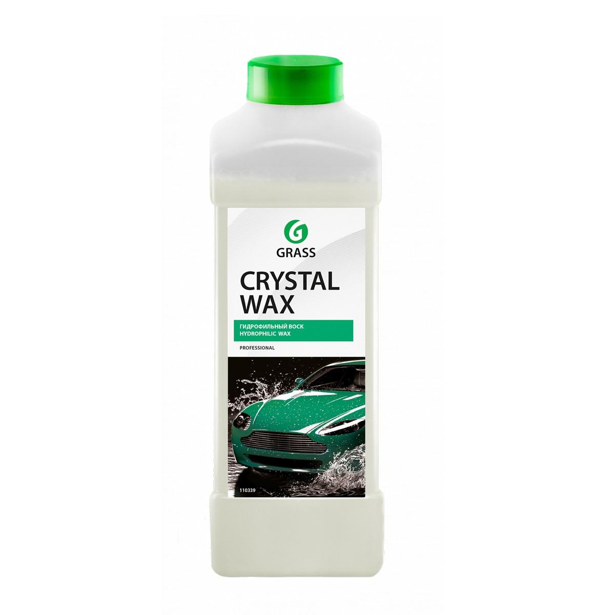 """Гидрофильный воск """"Crystal wax"""", Grass, 1L"""