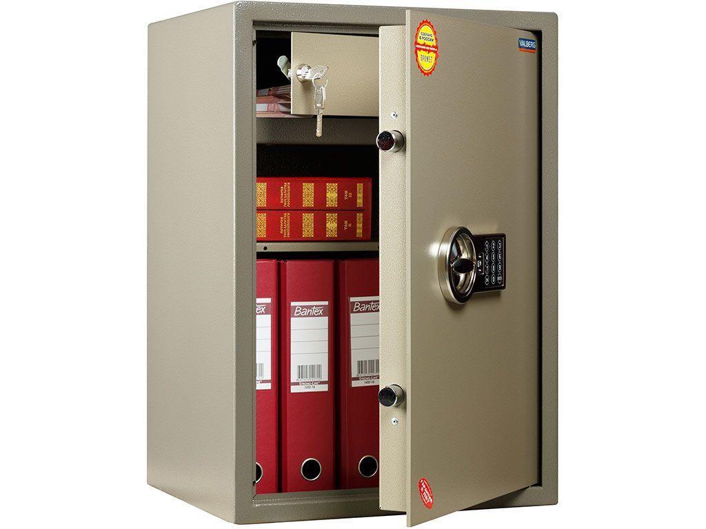 Мебельный сейф ASM.63T-EL
