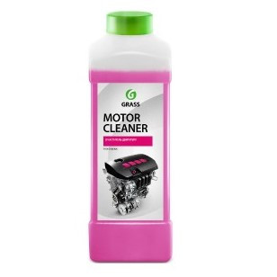 """Средство для мытья двигателя """"Motor Cleaner"""" professional, Grass, 1L"""