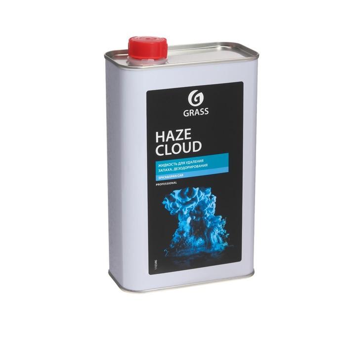 """Жидкость для удаления запаха """"Haze Cloud Spick&Span Car"""", Grass, 1L"""
