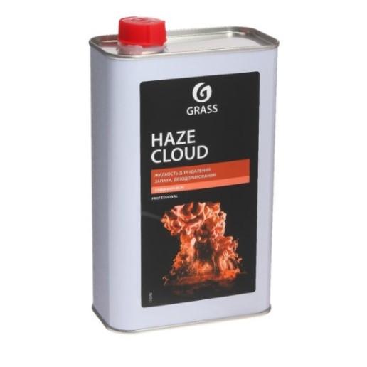 """Жидкость для удаления запаха """"Haze Cloud Cinnamon Bun"""", Grass, 1L"""