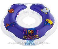 Круг на шею Roxy Kids Flipper музыкальный для купания, фото 2