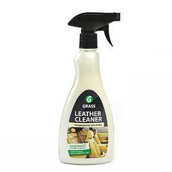 """Очиститель-полироль кожи """"Leather Cleaner"""", Grass, 500ml"""