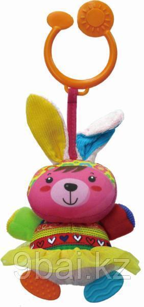 Развивающая игрушка Biba Toys Зайка HA908