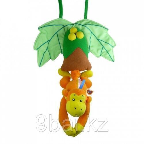 Развивающая игрушка Biba Toys Музыкальная Обезьяна 48*38*19 см