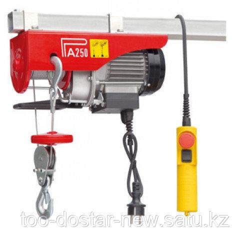 Таль электрическая РА-125/250D