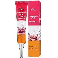 Интенсивно увлажняющий крем для кожи вокруг глаз с гиалуроновой кисло.Ekel Hyaluronic Acid Intensive Eye Cream