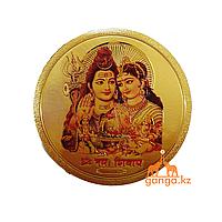 Магнит Шива и Парвати
