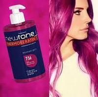 Estel NewTone 7/56 Русый красно-фиолетовый Тонирующая маска для волос 435 мл.