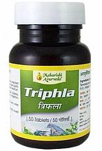 Трифала  Махариши Аюрведа 50 таб.  Triphla Maharishi Ayurveda