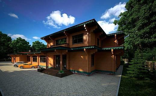 Проект дома №3345