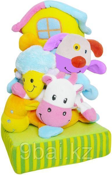 Развивающая игрушка Biba Toys Ферма BS368