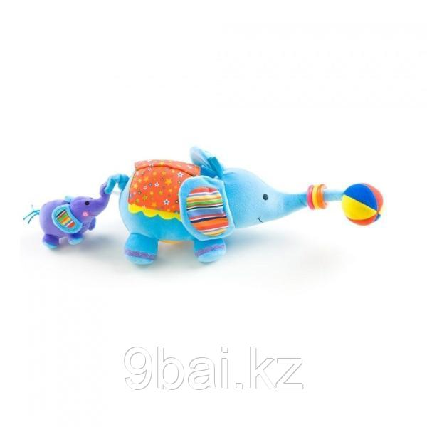 Мягкая игрушка Biba Toys Слоник 36х36х36 см