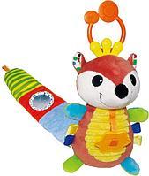 Развивающая игрушка Biba Toys БУРУНДУК 19x12x10 см