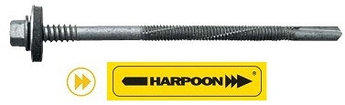 Саморез HARPOON 5.5/6.3*105 HSP-R-S19 до 12,5 мм