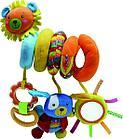 Развивающая игрушка Biba Toys Лёва и Зая HA910