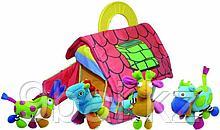Мягкая игрушка Biba Toys BS720 Фермерский дом