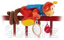 Мягкая игрушка Biba Toys Обезьянка-спираль