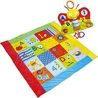 Игровой коврик Biba Toys Happy Garden