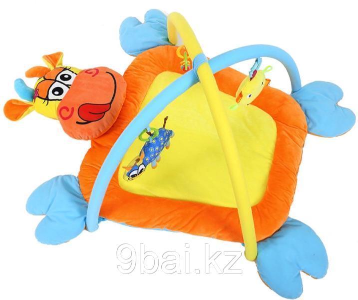 Игровой коврик Biba Toys Коровка BP502