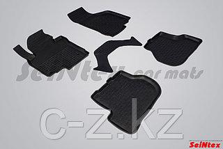 Резиновые коврики с высоким бортом для Volkswagen Golf VI (2008-2012)