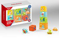Развивающая игрушка HAUNGER HE0225 Пирамидка