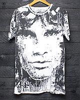 """Футболка """"Mirror"""" с принтом Jim Morrison"""