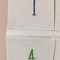Органайзер навесной 8 ячеек, фото 2