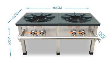 Газовая плита 2-конфорки, 2 регулятора огня