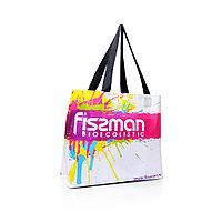 Разноцветная промо-сумка для покупок 50x12x40 см