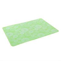 Сервировочный коврик на обеденный стол 45x30 см (силикон)