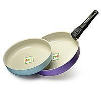 Набор посуды 3 пр. PRESTO со съемной ручкой (алюминий)