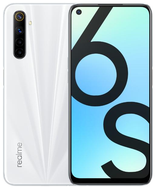 Realme 6S 4/64Gb white
