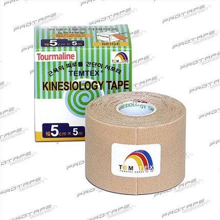 Кинезио тейп Temtex Kinesiology Tape 5см х 5м (Tourmaline), фото 2