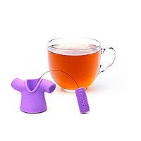 Ситечко для заваривания чая МАЙКА (силикон) (промо-коробка)