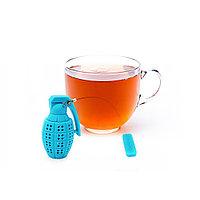 Ситечко для заваривания чая ГРАНАТА (силикон) (промо-коробка)