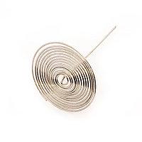 Спиральный фильтр 2,5x3,3 см в носик чайника (нерж. сталь)