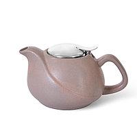 Чайник заварочный 750мл, цвет VINTAGE (керамика)